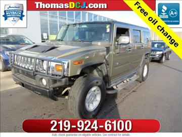 2005 HUMMER H2 for sale in Highland, IN