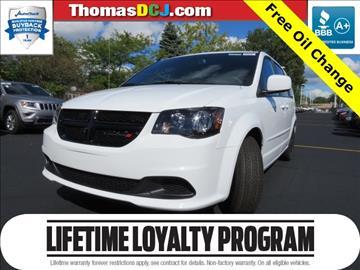 2017 Dodge Grand Caravan for sale in Highland, IN