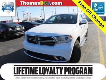 2017 Dodge Durango for sale in Highland, IN