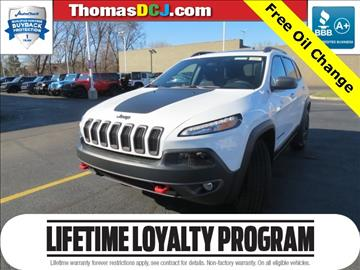 2017 Jeep Cherokee for sale in Highland, IN