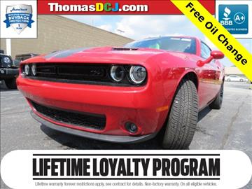 2016 Dodge Challenger for sale in Highland, IN