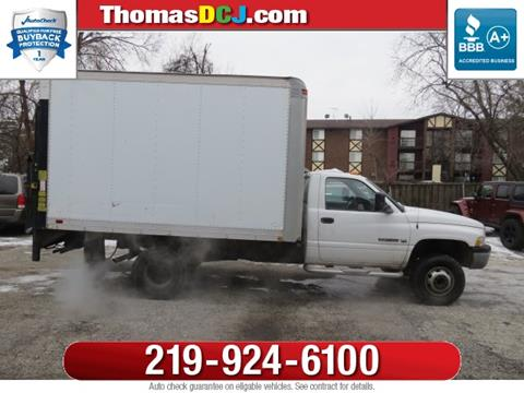 2001 Dodge Ram Chassis 3500 for sale in Highland, IN