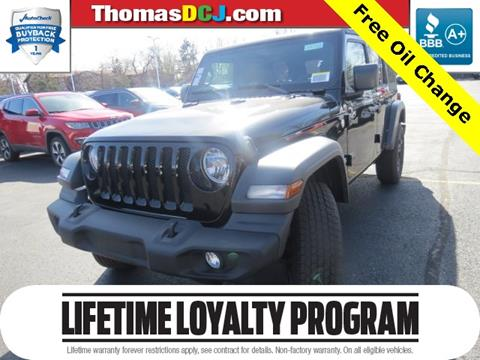2018 Jeep Wrangler Unlimited for sale in Highland, IN