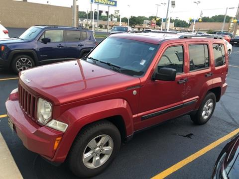 2010 Jeep Liberty for sale in Highland, IN