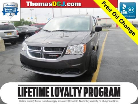 2017 Dodge Grand Caravan for sale in Highland, IN