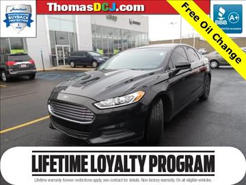 2013 Ford Fusion for sale in Highland, IN