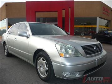 2002 Lexus LS 430 for sale in Tempe, AZ