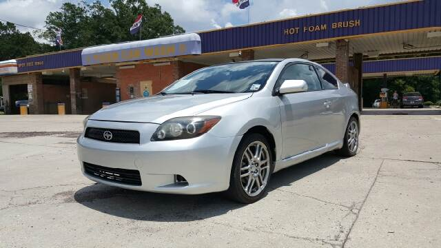 2010 SCION TC RS 60 2DR COUPE 5M silver 1 owner non smoker only 54kmust see 2-stage unlockin
