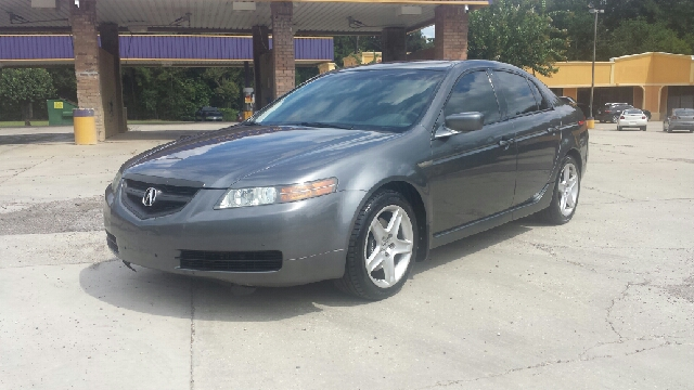 2004 ACURA TL 32 WNAVI 4DR SEDAN charcoal grey low miles super rare 6 speed manual new timing