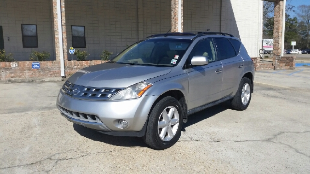 2005 NISSAN MURANO SE 4DR SUV silver abs - 4-wheel adjustable pedals - power anti-theft system