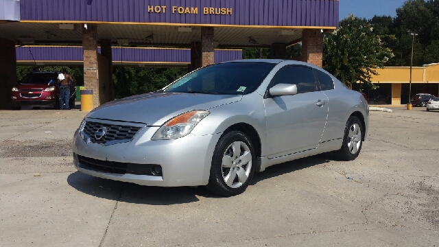 2008 NISSAN ALTIMA 25 S 2DR COUPE CVT silver runs and looks great everything and it works has p