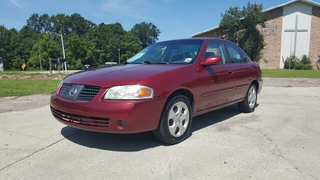 2004 NISSAN SENTRA 18 S 4DR SEDAN maroon 2004 nissan sentra this is a one owner car non smoker