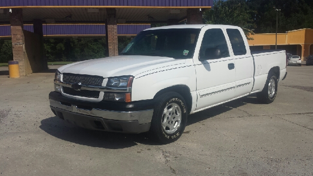 2003 CHEVROLET SILVERADO 1500 LS 4DR EXTENDED CAB RWD SB white abs - 4-wheel anti-theft system -