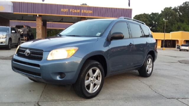 2008 TOYOTA RAV4 BASE SUV blue 2-stage unlocking - remote abs - 4-wheel airbag deactivation - o