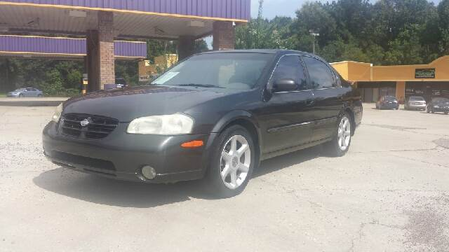2000 NISSAN MAXIMA SE 4DR SEDAN charcoal grey low low miles loaded with bose sound and leather a