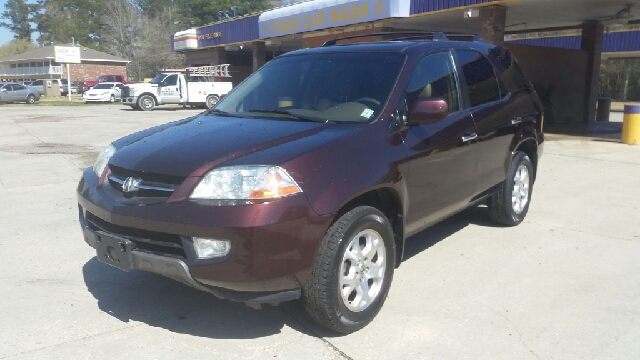 2001 ACURA MDX TOURING 4WD 4DR SUV burgundy runs great everything in it works fully loaded with