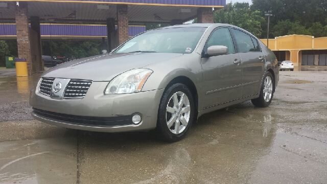 2006 NISSAN MAXIMA 35 SE 4DR SEDAN WAUTOMATIC grey 1 owner 0 accidents new tires non smoker