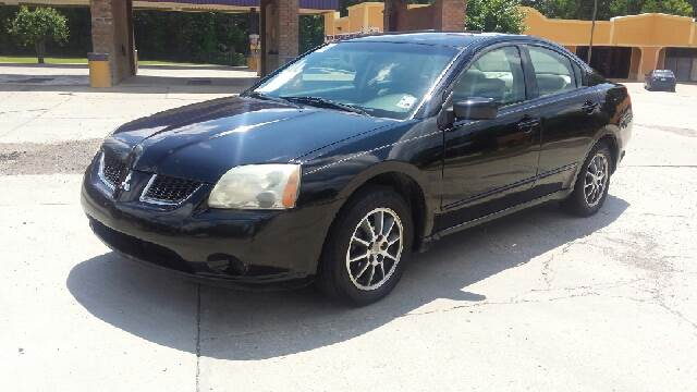 2005 MITSUBISHI GALANT ES 4DR SEDAN black 4drauto great gas mpg and is loaded with power window