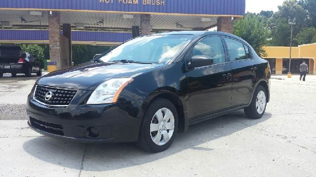 2008 NISSAN SENTRA 20 S 4DR SEDAN CVT black runs and looks great 4 door automatic cold ac all p