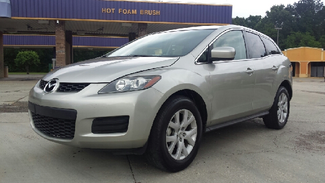 2009 MAZDA CX-7 GRAND TOURING 4DR SUV tan turbo 4cyl great pickup with great mpgs all power equ