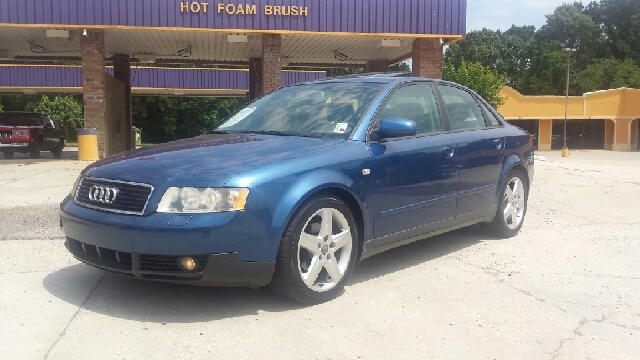 2004 AUDI A4 18T 4DR SEDAN blue only 85k brand new tires 4cylender turbo excellent pickup an