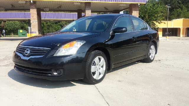 2008 NISSAN ALTIMA 25 S SULEV 4DR SEDAN CVT black 2-stage unlocking abs - 4-wheel active head
