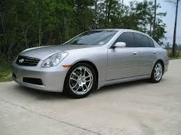 2005 INFINITI G35 BASE RWD 4DR SEDAN silver 5-speed automatic transmission abs - 4-wheel anti-th