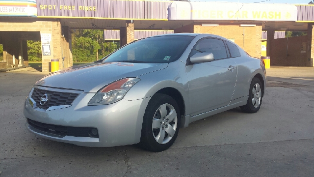 2008 NISSAN ALTIMA 25 S SULEV 2DR COUPE CVT silver 25 s convenience package 25 s premium pack