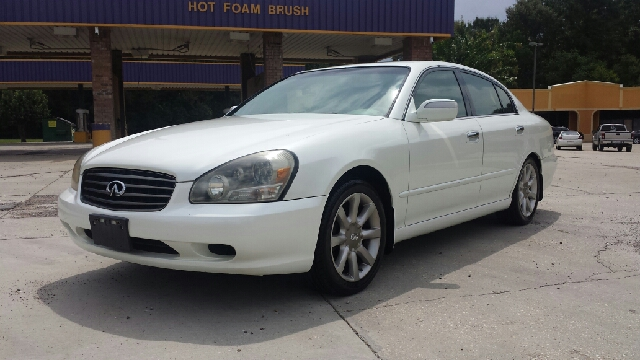 2002 INFINITI Q45 BASE 4DR SEDAN pearl white 2002 infiniti q45 must see and drive to appreciate i
