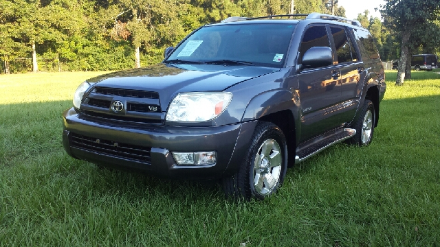 2003 TOYOTA 4RUNNER LIMITED 4DR SUV charcoal grey 2 owners fantastic condition in and out brand