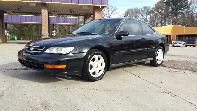 1997 ACURA CL 22 PREMIUM 2DR COUPE black runs and drives excellent has black leather and a power