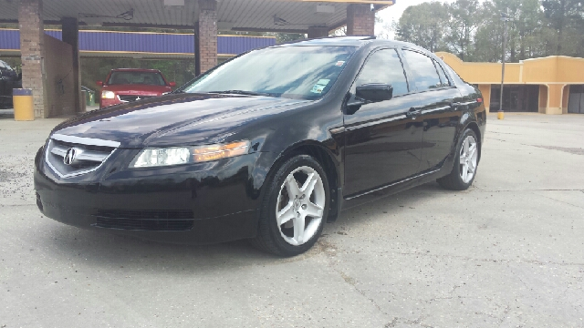 2005 ACURA TL 32 4DR SEDAN black super clean and very well kept loaded out with heated seats hi