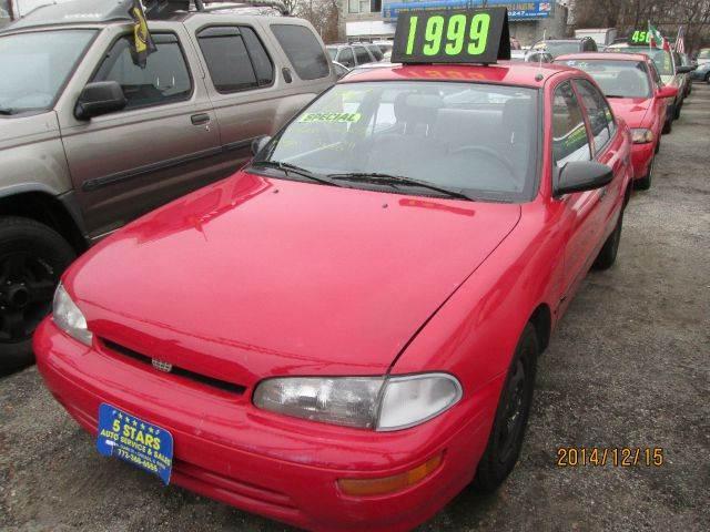 1996 GEO Prizm for sale in Chicago IL