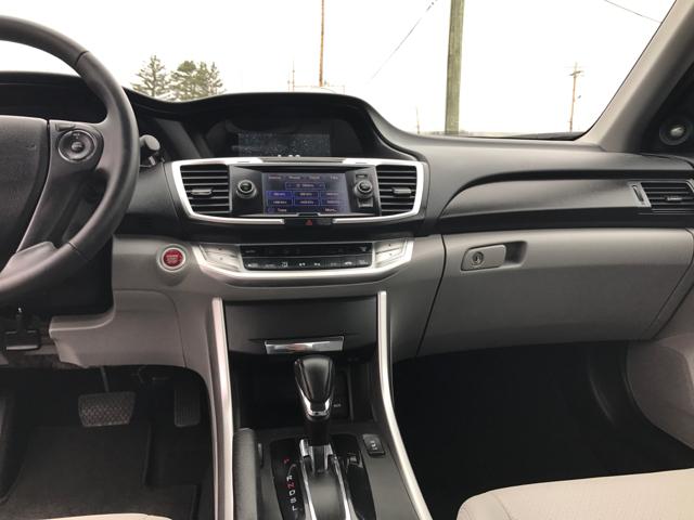 2015 Honda Accord EX-L 4dr Sedan - West Chester OH