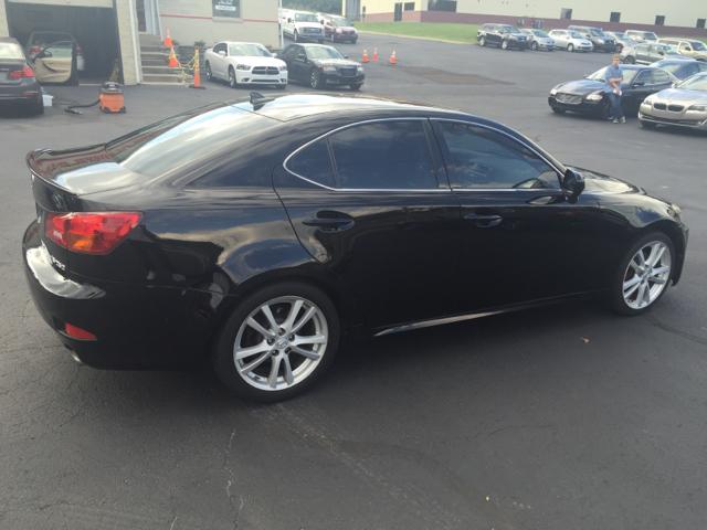 2007 Lexus IS 250 Base 4dr Sedan (2.5L V6 6A) - West Chester OH