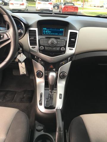 2013 Chevrolet Cruze 1LT Auto 4dr Sedan w/1SD - West Chester OH