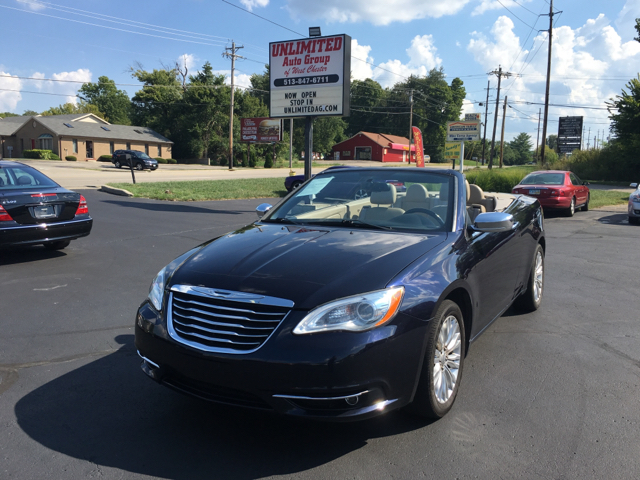 2011 Chrysler 200 Limited 4dr Sedan - West Chester OH