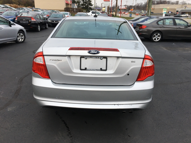 2010 Ford Fusion SE 4dr Sedan - West Chester OH