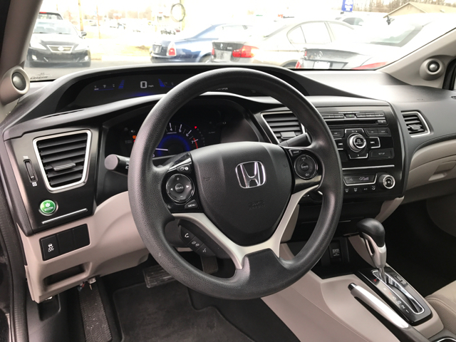 2013 Honda Civic EX 2dr Coupe 5A - West Chester OH