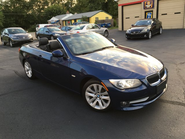 2013 BMW 3 Series 328i 2dr Convertible SULEV - West Chester OH