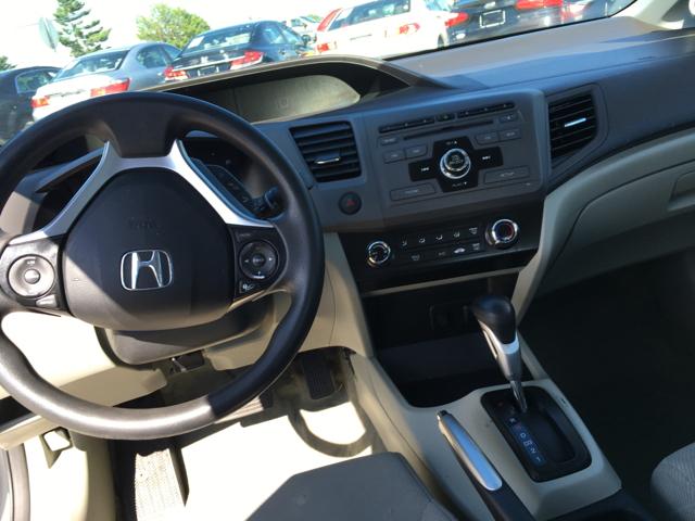 2012 Honda Civic EX 4dr Sedan - West Chester OH