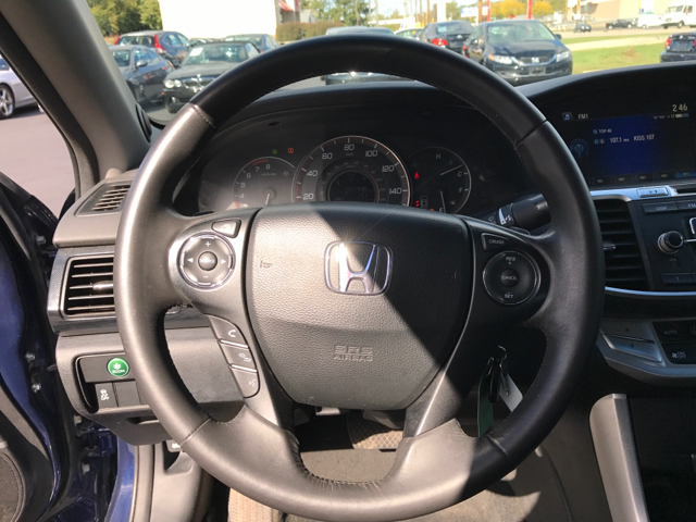 2013 Honda Accord Sport 4dr Sedan CVT - West Chester OH
