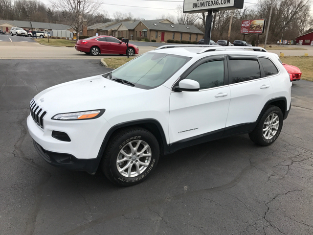 2015 Jeep Cherokee Latitude 4x4 4dr SUV - West Chester OH