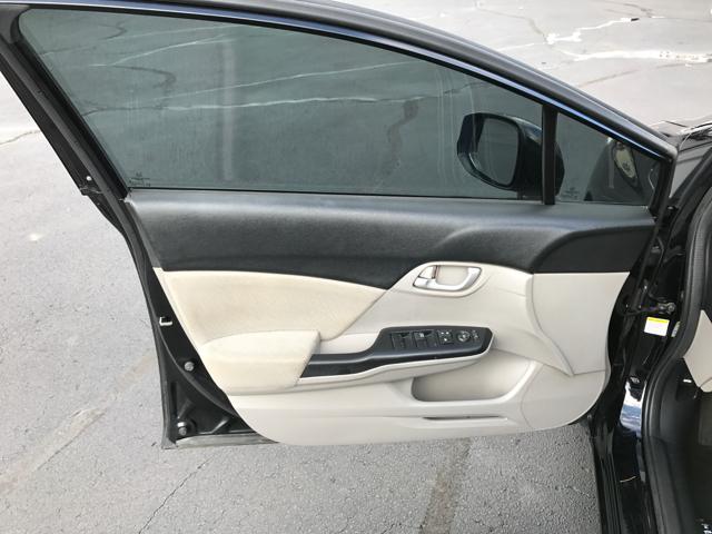 2013 Honda Civic LX 4dr Sedan 5A - West Chester OH