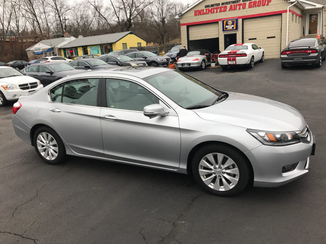 2015 Honda Accord EX-L 4dr Sedan - West Chester OH