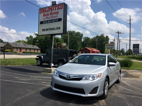 2014 Toyota Camry for sale in West Chester, OH