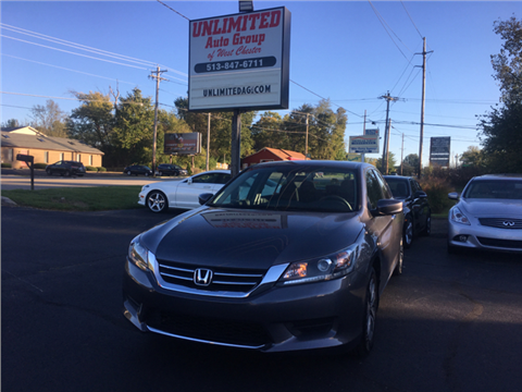2015 Honda Accord for sale in West Chester, OH