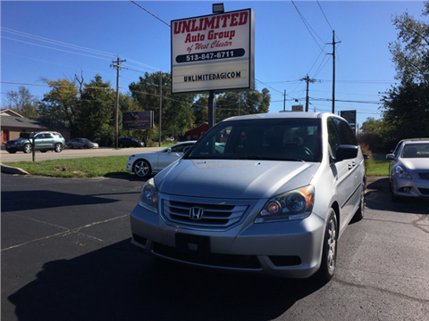 2010 Honda Odyssey for sale in West Chester, OH