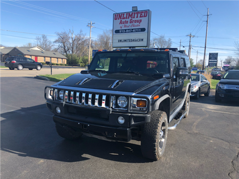 2007 HUMMER H2 for sale in West Chester, OH
