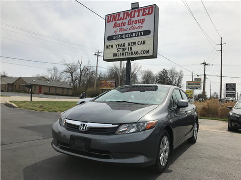 2012 Honda Civic for sale in West Chester, OH